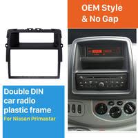 double din fascia radio dvd stereo cd panel dash mounting installation trim kitface frame bezel for 2014 suzuki alto 800