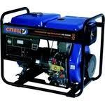 Купить <b>Генератор дизельный СПЕЦ</b> SD-6500E недорого в ...