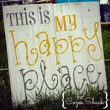 wood sign glass decor wooden kitchen wall: this is my happy place sign pallet sign wood sign wall art home decor distressed wood pallet sign painted sign pallet signs by thecozeeshack
