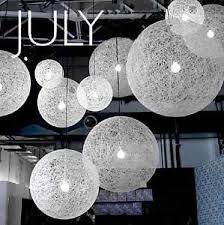 big ball pendant lamp shade 50cm hand woven twine ball lamp ball pendant lighting