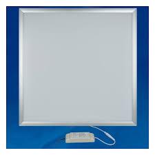 <b>Светильник</b> светодиодный потолочный <b>Uniel ULP</b>-<b>6060</b>-<b>36W</b>/NW ...