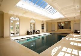 swimming poolamazing indoor swimming pool design with blue ceiling lighting and cozy white lounge amazing indoor pool lighting