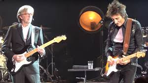 Watch <b>Eric Clapton</b>, Ronnie Wood, Roger Waters, Nile Rodgers and ...