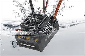 <b>Регулятор</b> оборотов <b>бесколлекторный Hobbywing</b> EZRUN MAX6 ...