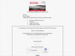 Firestone | Gift Card Balance Check | Balance Enquiry, Links ...