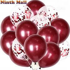 <b>10pcs</b>/<b>lot Confetti Balloon 12inch</b> Latex Balloon Child Birthday Party ...