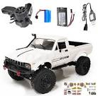 <b>RBR</b> / <b>C Naughty</b> Dragon C24-1 Full-scale Four-wheel Drive Pickup ...