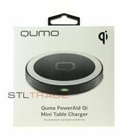 «<b>Qumo poweraid qi</b> mini table charger беспроводное зарядное ...