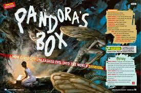 richard solomon artists representative david palumbo pandora s david palumbo illustrated the classic myth of pandora s box for scholastic s scope magazine featured in their dec 2013 issue
