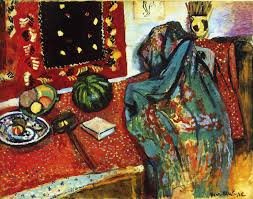henri matisse in search of modernity two decades rich in matisse nature morte rouge 1911 cubisme toile profondeur