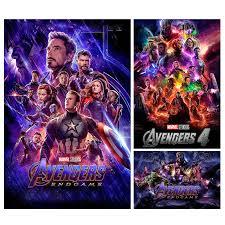 <b>Avengers Endgame</b> Posters and prints The <b>Avengers</b> 4 <b>2019 Hot</b> ...