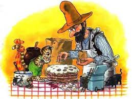 <b>Петсон и</b> Финдус: <b>Именинный пирог</b> - Свен Нурдквист