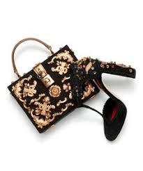 <b>Luxury Designer brand Punk</b> Trunk shape Hand bag Runway Lady ...