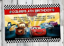 invite disney cars clipart clipart kid disney cars 2 clip art cars 2 birthday invitation