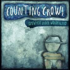 The <b>Counting Crows Somewhere</b> Under Wonderland 180g LP ...