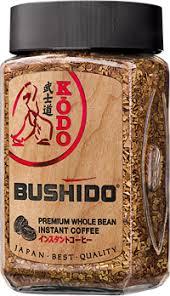 <b>Кофе растворимый BUSHIDO</b> Kodo <b>сублимированный</b> ст/б ...