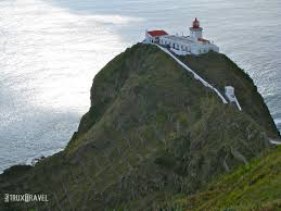 photo essay lighthouses of the world this first one was taken on my to the fatherland santa maria island in the azores located in the township of maia this lighthouse stands
