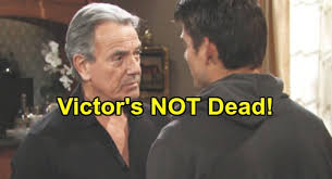 The Young and the Restless Spoilers: Victor's NOT Dead - Adam ...