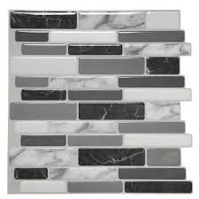 Peel and <b>Stick</b> Backsplash - <b>Wall Decor</b> - The Home Depot