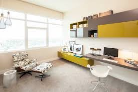 ultra modern office furniture in home office contemporary with cabinets built in desk built office furniture