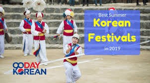 Best <b>Summer Korean</b> Festivals in <b>2019</b>