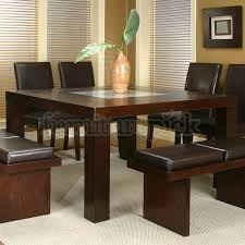 dining room tables chairs square:  kemper square dining table kemper parsons chair