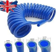 Pneumatics Flexcoil <b>Polyurethane</b> Coiled <b>PU</b> Spiral Hose Coil ...