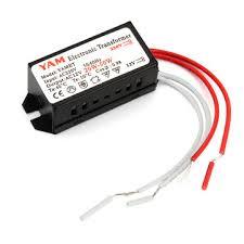 12v 20w-50w g4 <b>halogen</b> lamp <b>power supply</b> led driver electronic ...