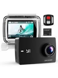 <b>Экшн</b>-<b>камера Xiaomi YI Discovery</b> с аксессуарами купить по ...