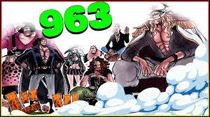 Oden & Whitebeard: A <b>New</b> Bond - <b>One Piece</b> Chapter 963 - YouTube