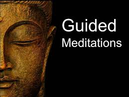 guided meditation image