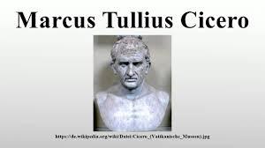 「Marcus Tullius Cicero」の画像検索結果