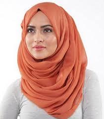 نتيجة بحث الصور عن لفات للمحجبات تناسب لون بشرتك