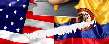 Resultado de imagem para COCAINA DA COLOMBIA
