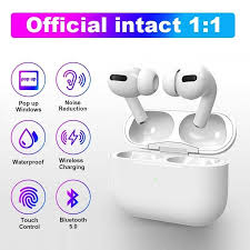 High Quality <b>TWS</b> Air <b>Pro 3</b> 1:1 Bluetooth Wireless Earphone Pop ...