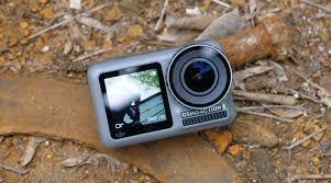 Обзор <b>экшн</b>-<b>камеры DJI Osmo Action</b> | Чудо техники