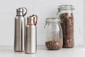 <b>Фляга Water Bottle</b> бирюзовая, <b>Black</b>+<b>Blum</b>
