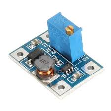 <b>2A DC-DC SX1308 High</b> Current Adjustable Boost Module at Rs 33 ...
