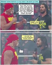 WWE Memes on Pinterest | Dean Ambrose, Roman Reign and Dean O'gorman via Relatably.com