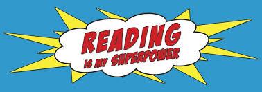 Image result for reading superhero