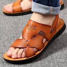 Aliexpress.com : Buy <b>new</b> 100% Cowhide leather beach shoes ...