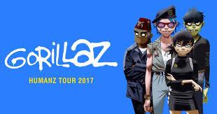 <b>Gorillaz</b>