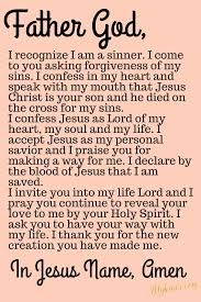 Image result for salvation prayer
