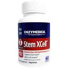 Отзывы Enzymedica, <b>Stem XCell</b>, <b>60 капсул</b> | D3 (холекальциферол)