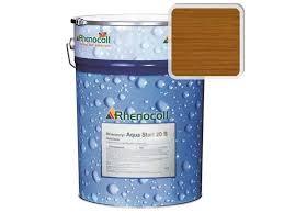 <b>Лак фасадный Rhenocoll Aqua</b> Start 20S золотистый тик ...