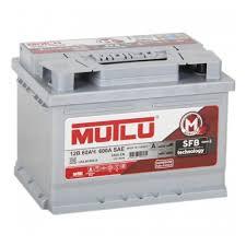 Аккумулятор <b>MUTLU</b> Calcium Silver L2.60.054.A обратная ...