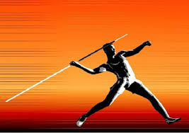 Image result for free image of javelin throw