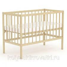 Детская <b>кроватка ФЕЯ 101</b> с доставкой от компании Коляски из ...