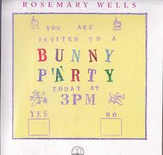 through the prism the intent vs the letter of the law or get creative the title page and made it look like a party invitation so some catalogs have the book s title as you are invited to a bunny party
