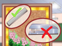 3 ways to decorate a bulletin board wikihow bulletin board